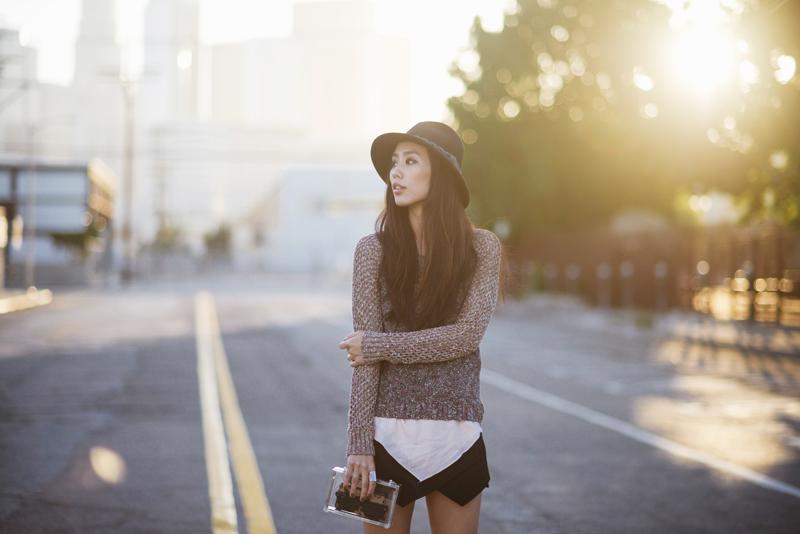 Neon Blush, Steve Madden, Deeny platforms, leather high heels, Jenny Ong