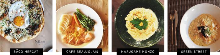 Neon Blush, Jenny Ong, food blogging, restaurants, Marugame Monzo, Cafe Beaujolais, Baco Mercat, Los Angeles dining, Green Street Tavern