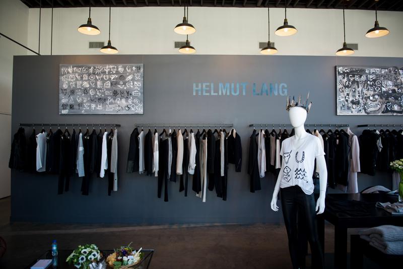 Neon Blush, Helmut Lang SS14