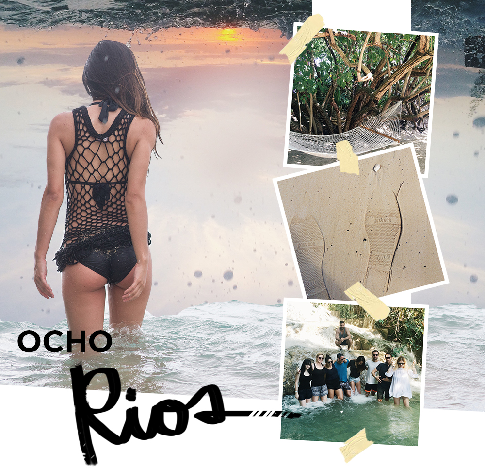 Neon Blush, travel to Jamaica, Ocho Rios, The Jamaica Inn, travel diary