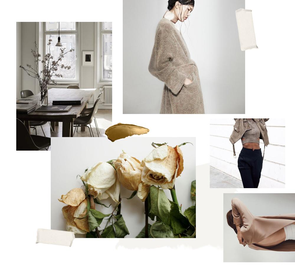 Neon Blush, cashmere, taupe color, monochrome, fall season, autumn, winter, teddy bear coats
