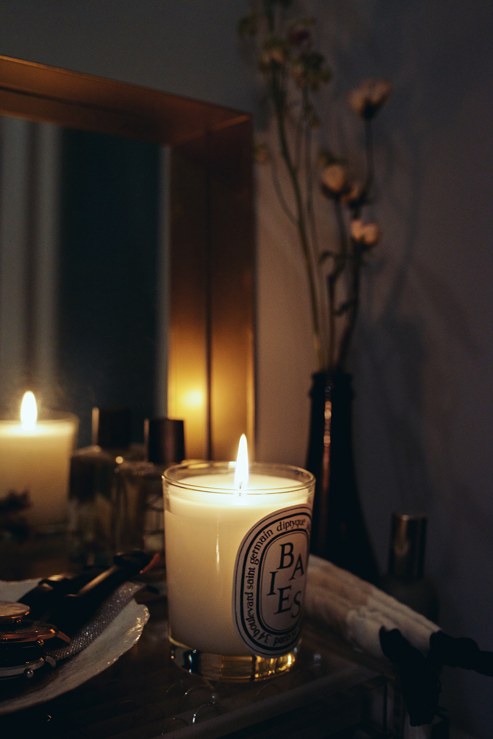 Neon Blush, home decor, lighting, candles, Diptyque, CLUSE, Daniel Wellington, NARS